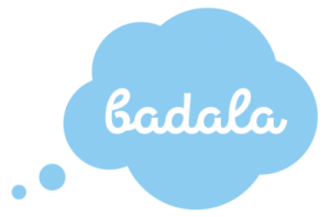 BADALA Sticker